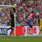 Atlético y Granada empatan a cero y cumplen sus objetivos