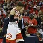 Hawks pierden a Kyle Korver lo que resta de playoffs