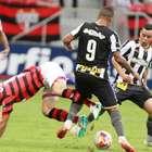 Goleiros brilham, e Atlético-GO e Botafogo não saem do zero