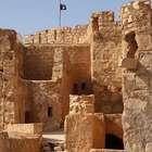EI ergue bandeira sobre cidadela de Palmira, na Síria
