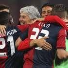 Génova vence al Inter en penúltima jornada de Italia