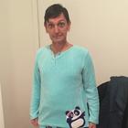 Rockstar? Paulo Miklos posta foto vestindo pijama de ursinho