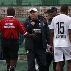 "Expulso, M. Fernandes detona juiz e fair play: ""palhaçada"""