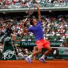 Federer no falla y supera primera ronda de Roland Garros