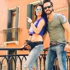 Livia Brito y José Ron viven romance de telenovela en Italia