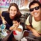 #142738 mil mamadeiras: Fernanda Gentil faz enxoval nos EUA