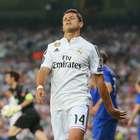 'Chicharito' Hernández se va del Real Madrid