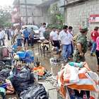 Lluvia en Hidalgo afecta a 4 mil 500 personas