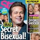 ¿Brad Pitt es bisexual y Angelina Jolie está enterada?