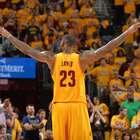 LeBron James pone a los Cavaliers a un paso de las Finales