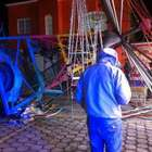 Accidente en juego mecánico deja diez heridos en Edomex