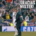 Jugadores del Real Madrid se despiden de Carlo Ancelotti