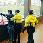 Policía realiza 'oleadas de seguridad' en TransMilenio