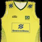 Seleção de vôlei terá cartões postais do Brasil em uniforme