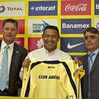 OFICIAL: América presenta a Nacho Ambriz como DT