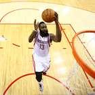 Harden evita la eliminación de los Rockets ante los Warriors