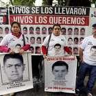 Familiares de 43 estudantes desaparecidos no México ...