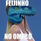 """Já viu? Conheça o Dinofauro, a """"nofa"""" sensação da internet"""