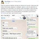 Funcionário é demitido após assediar jovem pelo WhatsApp