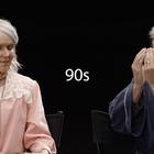 100 años envejeciendo: novios ven su futuro en pareja, video