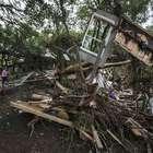 Chuvas torrenciais deixam 28 mortos nos EUA e no México