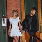 Taylor Swift presume piernas y novio en Nueva York