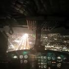 Santos viaja en helicóptero por Bogotá y causa polémica