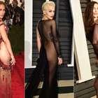 Side-butt é moda? Perigosa transparência proíbe calcinha
