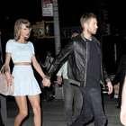 NY: Taylor Swift e Calvin Harris curtem noite em restaurante