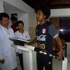 Selección peruana: el espectacular afro de Yordy Reyna