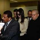 Kendall Jenner desembarca em SP para evento de moda