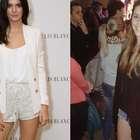 """Fã de Kendall em SP: """"beleza mais natural das Kardashians"""""""