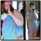 Ex-obesa, mulher perde 77 kg após ter seguro de vida negado