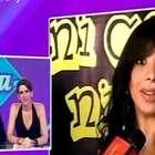 """(VIDEO) """"Peluchín"""" y Mónica Cabrejos se enfrentaron en vivo"""