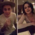 Justin Bieber e Selena Gomez surpreendem fãs com vídeo