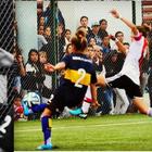Clásico femenino River vs. Boca se hace un 'show' de patadas