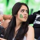 Bellas lucen en la final entre Santos y Querétaro
