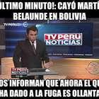 Martín Belaunde Lossio: los memes sobre su captura