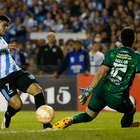 Racing no puede con Guaraní y queda eliminado de la Copa
