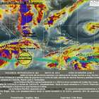 Tormenta 'Andrés' toma fuerza y evolucionará a huracán