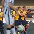 Con asistencia de Márquez, Hellas rescata 2-2 ante la Juve