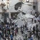 Ataques aéreos na Síria deixam 71 civis mortos em Aleppo