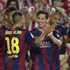 Barcelona golea al Athletic y es campeón de la Copa del Rey