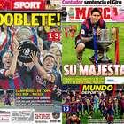 Champions que nada! Jornais europeus focam decisões locais