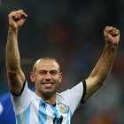 """Mascherano pidió que la final con Chile """"no sea una guerra"""""""