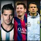 Votá: ¿Qué jugador argentino es el más lindo?