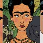 Frases de Frida Kahlo inspiran caricatura motivacional
