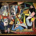 Hombre encuentra pintura firmada por Picasso en su ático