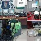 Desarticulan otra red de 40 narcocámaras en Reynosa