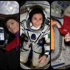 La mujer que mostró la vida desde el espacio, en videos